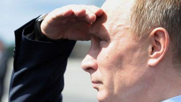 (MIKHAIL KLIMENTYEV / RIA-NOVOSTI / AFP)