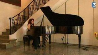 Lydia Jardon, le piano dans tous ses états  (Culturebox)