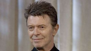 David Bowie en juin 2007 à New York.  (Stephen Chernin /AP/Sipa)