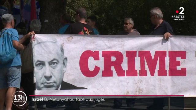 Israël : ouverture du procès de Benyamin Netanyahou