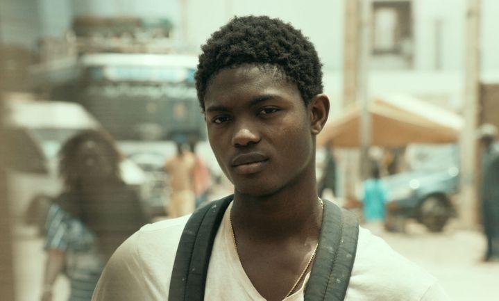 """Amadou Mbow dans """"Atlantique"""" deMati Diop. (Copyright Les films du bal)"""