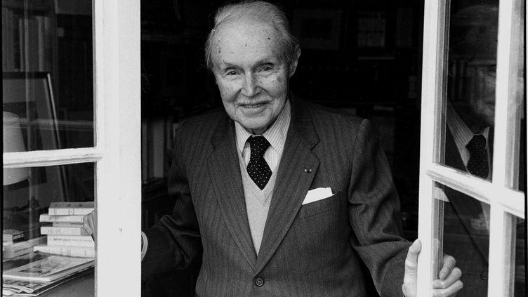 Maurice Genevoix en 1979. (ULF ANDERSEN / ULF ANDERSEN)