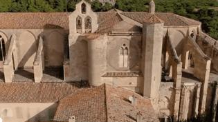 À la découverte du patrimoine : l'abbaye de Valmagne, dans l'Hérault. C'est l'un des sites les plus visités en Languedoc Roussillon : 900 ans d'histoire, à contempler. (France 2)