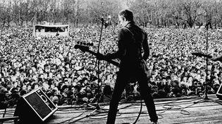 """Le concert """"Rock against Racism"""" à Londres en 1978 (The Jokers / Les Bookmakers)"""