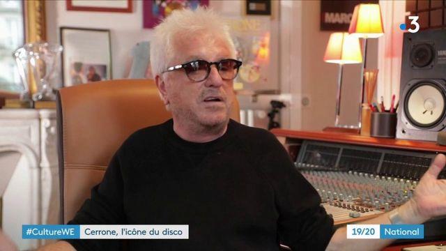 Culture : Cerrone, icône du disco