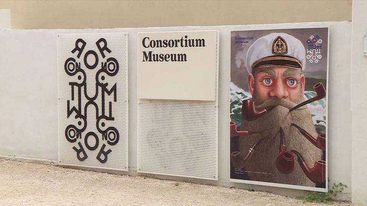 Le Consortium de Dijon, centre d'art contemporain (France 3 Bourgogne Franche Comté)