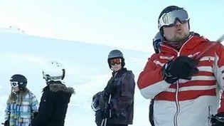 Le moniteur de ski Jean-Michel Viallet. (CAPTURE D'ÉCRAN FRANCE 3)