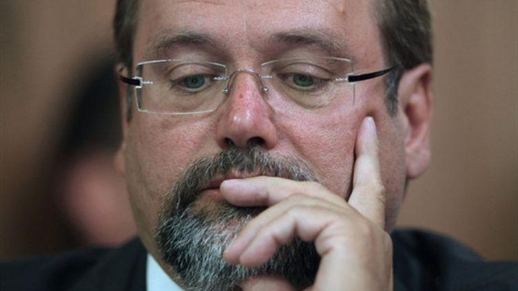 Le maire de Duisbourg, Adolf Sauerland - 25/07/10 (AFP Daniel Roland)