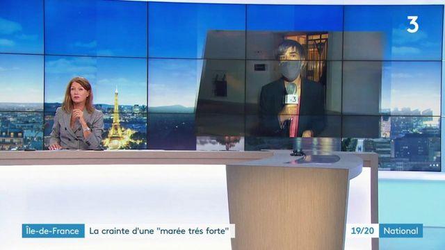 Coronavirus : l'Île-de-France adopte un plan blanc