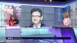 Danielle Sportiello, du service politique de France 3. (FRANCE 3)