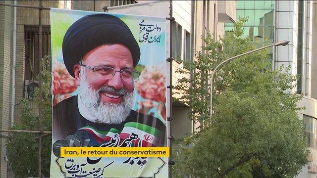 Iran : Ebrahim Raïssi élu, symbole d'un conservatisme de retour ?