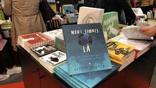 Le Salon du livre jeunesse se tient à Montreuil jusqu'au 1er décembre 2019. (Manon Botticelli / Franceinfo Culture)