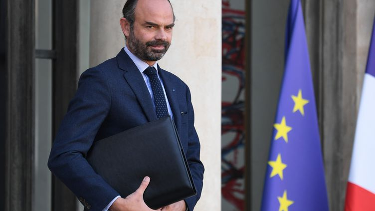 Le Premier ministre Edouard Philippe, le 21 novembre 2018, à Paris. (ALAIN JOCARD / AFP)