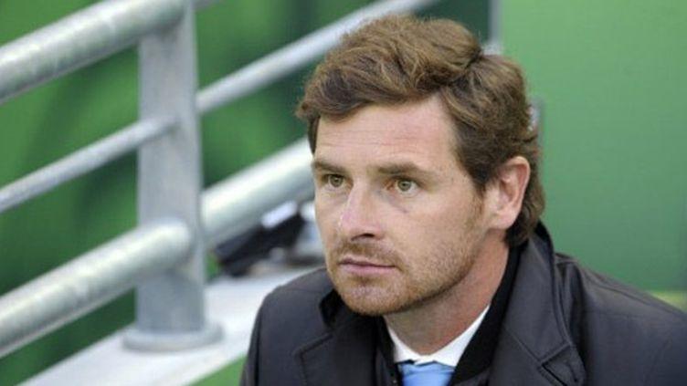 L'entraîneur portugais Andre Villas-Boas
