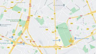 Les corps d'un homme de 40 ans et d'une femme de 20 ans tués par balles ont été retrouvés le 15 août à Chevilly-Larue (Val-de-Marne). (GOOGLEMAPS)