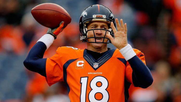 Peyton Manning repart pour un tour, à 38 ans (DOUG PENSINGER / GETTY IMAGES NORTH AMERICA)