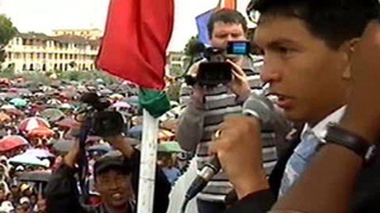 Andry Rajoelina (© France 2)