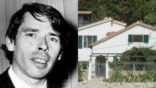 Jacques Brel et sa maison de Roquebrune-Cap-Martin  (KEYSTONE Pictures USA/ZUMAPRESS.com et PHOTOPQR/NICE MATIN)