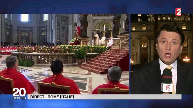 Scandale au Vatican : les cardinaux bien loin des idéaux du pape