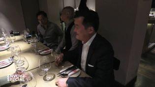 Les vins de Bourgogne, la dernière fantaisie des millionnaires de Hong Kong (ENVOYÉ SPÉCIAL  / FRANCE 2)