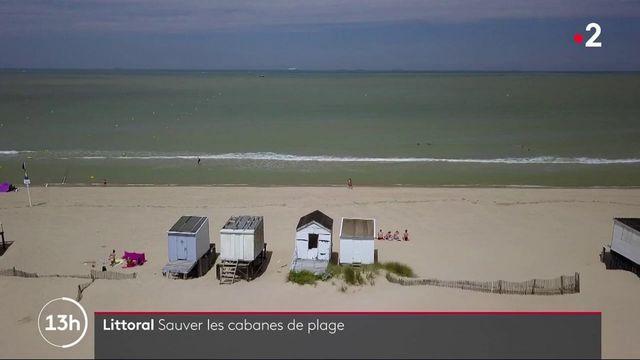 Pas-de-Calais : des cabanes de plage menacées de destruction, les propriétaires contestent