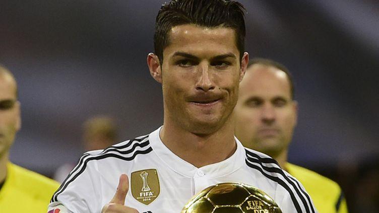 Cristiano Ronaldo (Real Madrid) (PIERRE-PHILIPPE MARCOU / AFP)