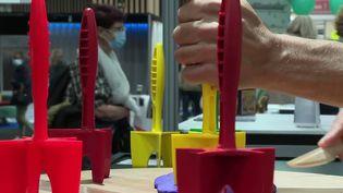 Concours Lépine : 300 inventeurs en lice pour la 120e édition (France 2)
