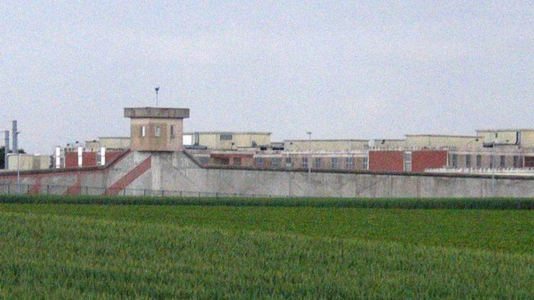 (La prison d'Osny dans le val d'Oise © MaxPPP)