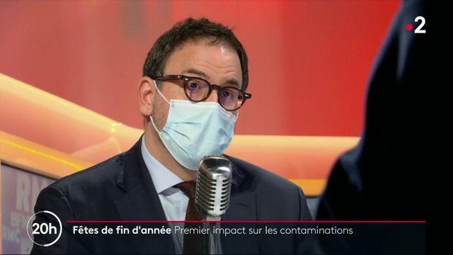 Fêtes de fin d'année : un rebond de l'épidémie observé en France