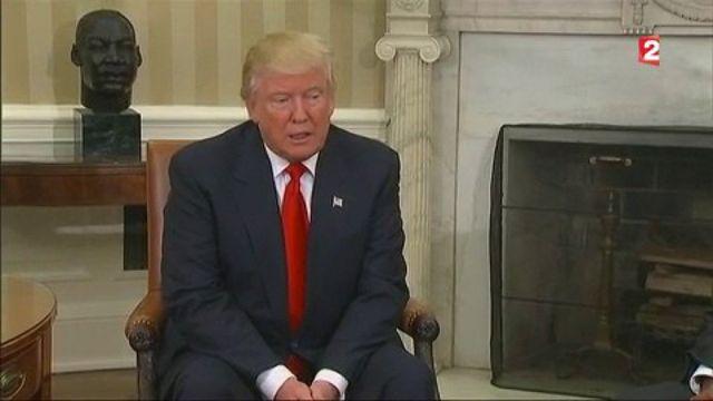 États-Unis : Donald Trump accusé de trahison très lourde