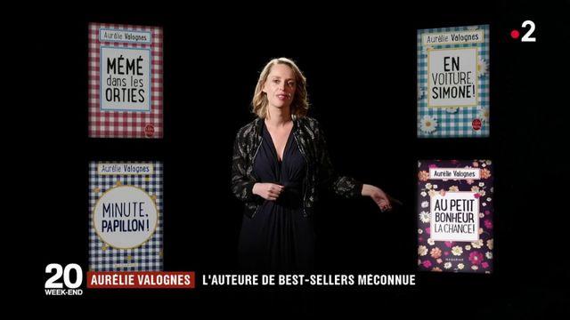 Aurélie Valognes : l'auteure de best-sellers, au Salon du livre