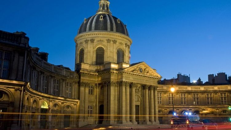 L'Institut de France à Paris  (BEAUVIR-ANA / ONLY FRANCE)