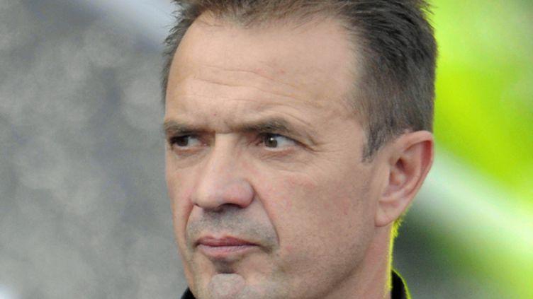 Franck Pineau, directeur sportif de la FDJ-Bigmat (/NCY / MAXPPP)