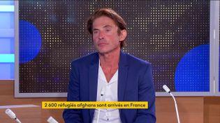 Arno Klarsfeld (FRANCEINFO)