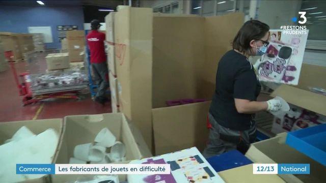 Confinement : les magasins de jouets misent sur une réouverture avant le 1er décembre