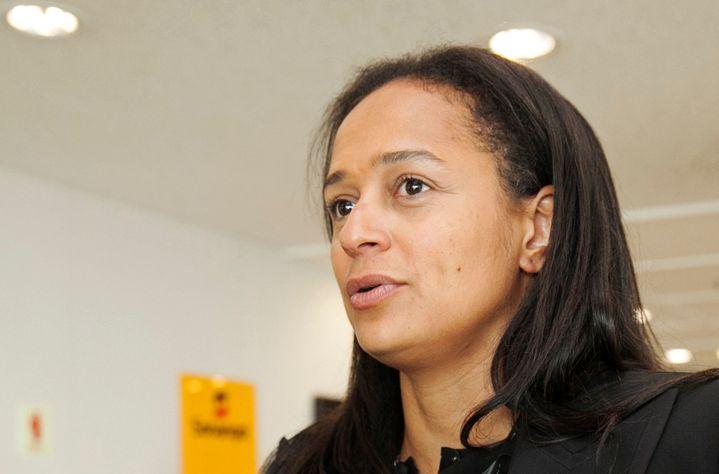 Isabel dos Santos, fille de l'ancien président angolais Jose Eduardo dos Santos, à Luanda le 9 juin 2016 (REUTERS - ED CROPLEY / X03847)