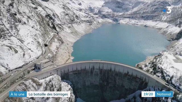 Energie : quels sont les enjeux de la restructuration d'EDF pour les barrages français ?