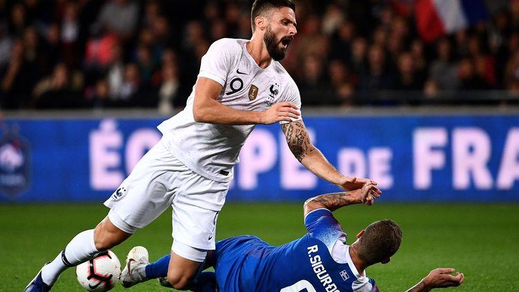 Olivier Giroud (FRANCK FIFE / AFP)