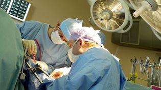 Opération de greffe d'organe à Lille en juin 2016 (MAXPPP)