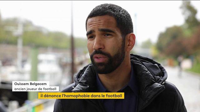 """""""Il n'est pas possible de faire son coming-out dans le football en France"""" : Ouissem Belgacem témoigne"""