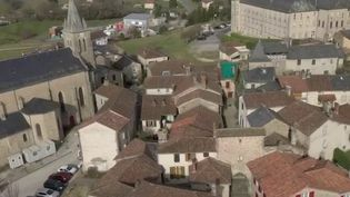 Lot : Sousceyrac-en-Quercy, petite commune mais grandes ambitions (France 3)