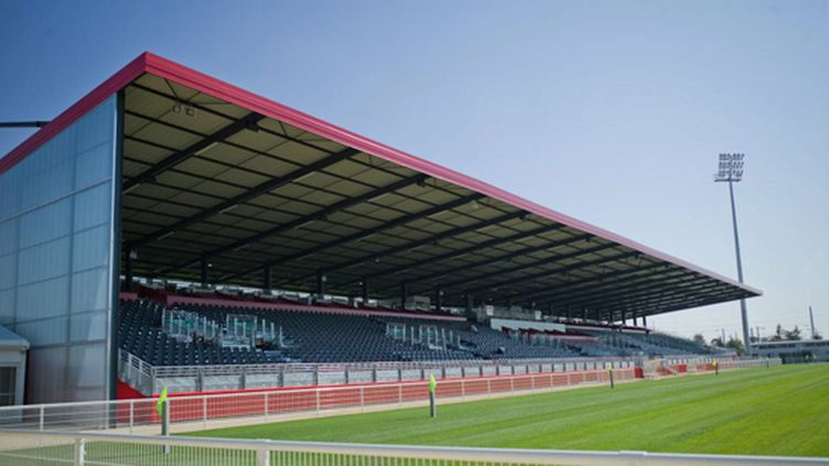 Le Matmut Stadium du Lou