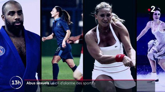 Violences sexuelles dans le sport : les athlètes expriment leur solidarité aux victimes