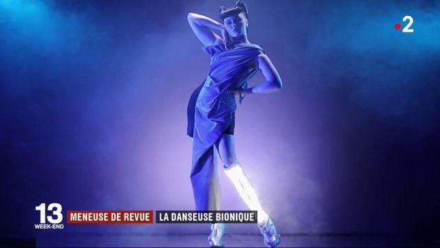 Culture : Viktoria Modesta, une danseuse bionique au cabaret Crazy Horse