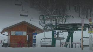 Ski (FRANCEINFO)