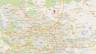 """La MJC de Goussainville (Val-d'Oise) devait accueillir, dimanche 12 janvier 2014, unséminaire sur la """"roqya"""", qui consiste à se soigner en récitant les versets du Coran. Il a été annulé par la mairie. ( GOOGLE MAPS / FRANCETV INFO )"""