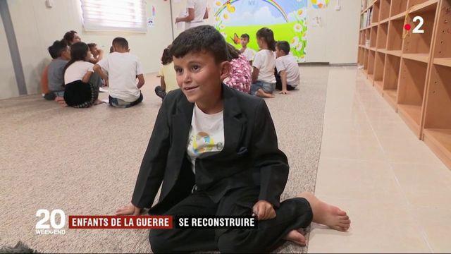 Irak : reconstruire les enfants prisonniers de Daech