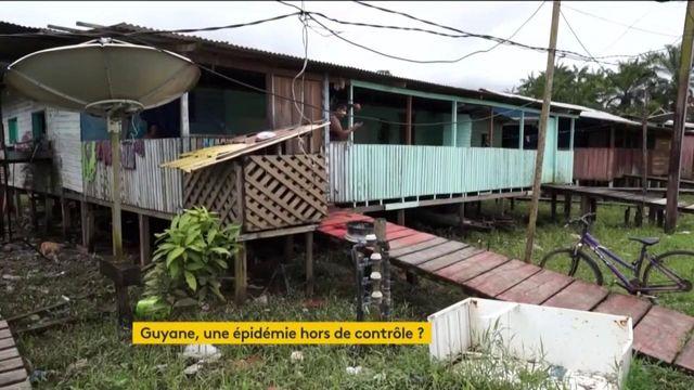 Guyane : l'épidémie de coronavirus hors de contrôle ?