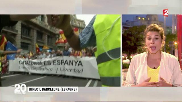 Espagne : la Catalogne divisée à la veille du scrutin pour l'indépendance