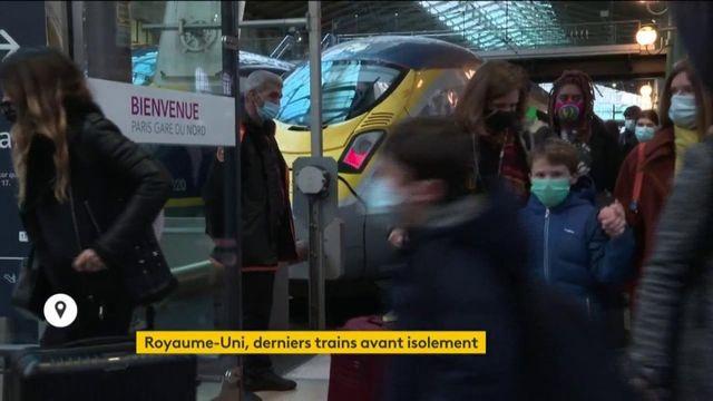 Coronavirus : les expatriés français tentent de quitter un Royaume-Uni en crise